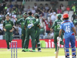 Icc World Cup 2019 Icc Gets Angry Over Pakistan And Afghanistan Fans Fight