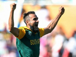 Imran Tahir Achieves New Record Against Bangladesh In World Cup