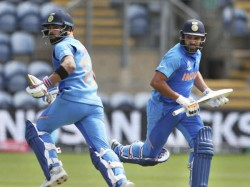 India Won The Toss And Choose To Bat First Against Australia