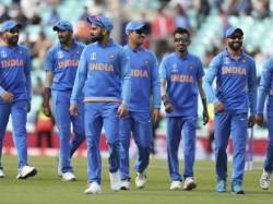 Heavy Rain Forecast Announced Ahead Of India Vs New Zealand Match