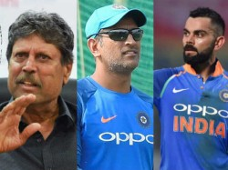 Cricket World Cup 2019 Can Virat Kohli Find The Legacy Of Kapil Dev And Dhoni