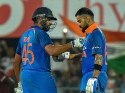 Icc World Cup 2019 Rohit Sharma Plan With Kohli Works Very Well For Victory