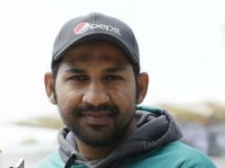 West Indies Captain Holder And Pakistan Captain Sarfaraz Ahmed About Nottingham Match