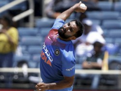 Ind Vs Aus Cricket World Cup 2019 Mohammed Shami Dropped By Virat Kohli