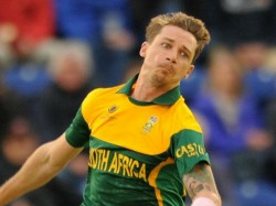Injured Steyn Ruled Out Of World Cup