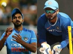 Cricket World Cup 2019 Rishabh Pant Or Vijay Shankar Who Will Get Chance