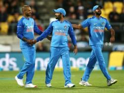 Ind Vs Nz Cricket World Cup 2019 Vijay Shankar Will Replace Shikar Dhawan