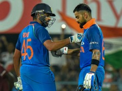 Icc World Cup 2019 Cold War Between Kohli And Rohit To Lead The Ind Team