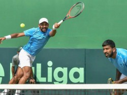 Indian Tennis Team Going To Pakistan For Davis Cup Series