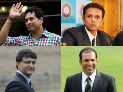 What Happened To Sachin Ganguly Dravid In Dhoni S Captaincy