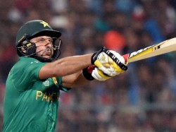 Shahid Afridi Hits A Superfast 81 Runs In Global T