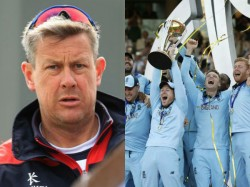 Ashley Giles Comment On Extra Run In World Cup Final Against Newzealand At Lords