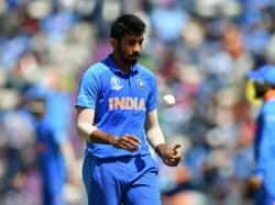 Icc World Cup 2019 Bumrah Fell Down And Got A Small Injury In The Match Against Ban