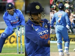 Dhoni May Travel With The Team To Wi Series Here Is The Reason