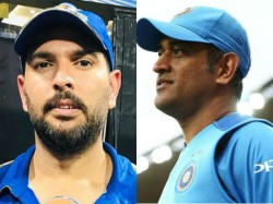 Yuvraj Singh At Least Opens Up Now About His Father Comments Dhoni