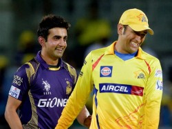 Gautam Gambhir Wants One Of These Three Players To Replace Dhoni