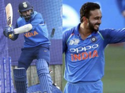 Cricket World Cup 2019 Who Will Get Chance Against Sri Lannka Dinesh Karthik Or Jadgav