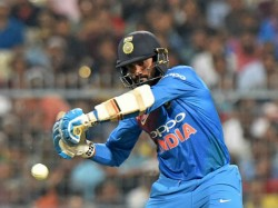Dinesh Karthik Dropped While Kedar Jadhav Picked For West Indies Tour