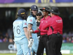 Ben Stokes Asked Umpire To Reject Overthrow Runs Says James Anderson