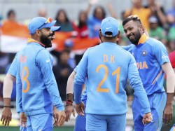 Icc World Cup 2019 India Team Has To Face The Team In Semi Which Wins In Today Match