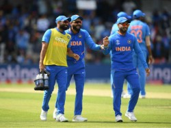 Icc World Cup 2019 Team India Playing Eleven Against Nz In Match