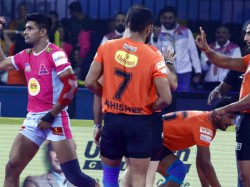 Pink Panthers And Harayana Steelers Won In Pro Kabaddi League