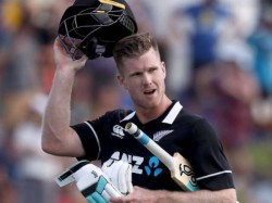 Icc World Cup 2019 Jimmy Neesham Tweet About Indian Cricket Team Fans Becomes Viral