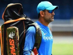 Dhoni Will Take Rest From South Africa Tour Says Sources