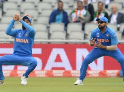 Ind Vs Nz Cricket World Cup 2019 Hardik Pandya Got Injured