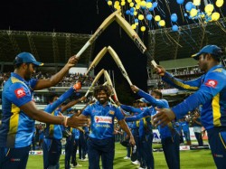 Malinga Retires From Odi With Victory And Last Ball Wicket