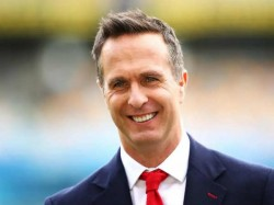 Former England Cricket Captain Michael Vaughan Criticized Indian Fan