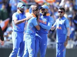 Ind Vs Nz Cricket World Cup 2019 Mohammed Shami Dropped Again By Virat Kohli