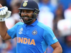 Icc World Cup 2019 Rohit Sharma Tweets About Icc Rules