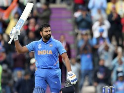 Icc World Cup 2019 Rohit May Lead The White Ball Team Soon After Kohli Loss