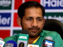 Cricket World Cup 2019 Sarfraz Ahmed Says India Didn T Lost Because O Pakistan