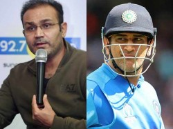 I Was Never Asked Whether I Want To Play Or Not Says Sehwag In A Debate