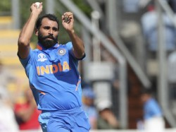 Icc World Cup 2019 Shami Gets Into Controversy After Sends Message To An Unknwn Lady
