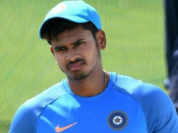 Shreyas Iyer May Get Chance In West Indies Series Sources Said