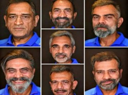 Old Get Up Photos Of Famous Cricket Players Goes Viral