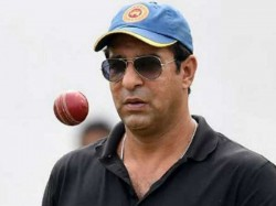 Humiliated In Manchester Airport Says Former Captain Wasim Akram