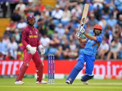 Afg Vs Wi Cricket World Cup 2019 Afghanistan Vs West Indies Match Result And Highlights