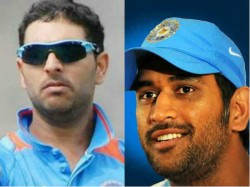 Dhoni Had Huge Support From Big Hands Says Yuvraj Singh Father