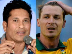 I Wondered About His Bowling Sachin Says About Dale Steyn