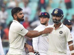 India Places Top On Icc Test Ranking List