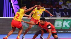Pro Kabaddi League 2019 Bengaluru Bulls Vs Gujarat Fortune Giants 67th Match Result
