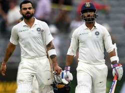 Ind Vs Wi 2019 Rahane Kohli Partnership That Breaks Sachin Ganguly Record
