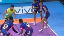 Pro Kabaddi League 2019 Dabang Delhi Vs Patna Pirates 66th Match Result
