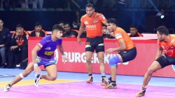Pro Kabaddi League 2019 Dabang Delhi Vs U Mumba 63rd Match Result