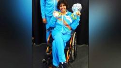 National Sports Day Deepa Malik First Woman Para Athelete To Receive Khel Ratna Award