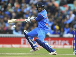 Dhawan May Miss Todays Match Against West Indies